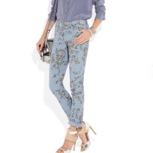 Citizens humanity Mandy high waist roll up jeans